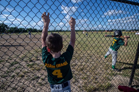 In Indianapolis, the Greenfield Youth Baseball Association League had certain restrictions in place for opening week.