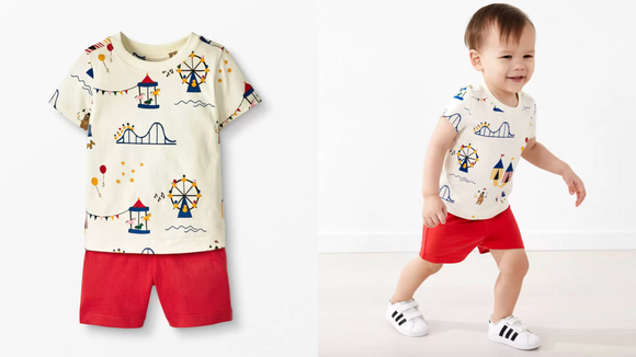 Honestly, I wish this set came in adult sizes.