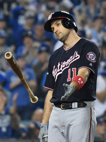 Ryan Zimmerman has spent his entire career with the Washington Nationals.
