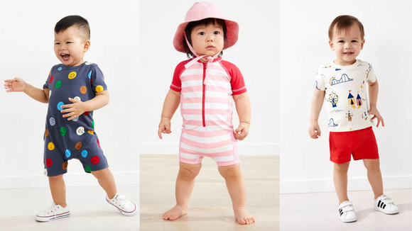 These are some of the cutest outfits you can get this summer.