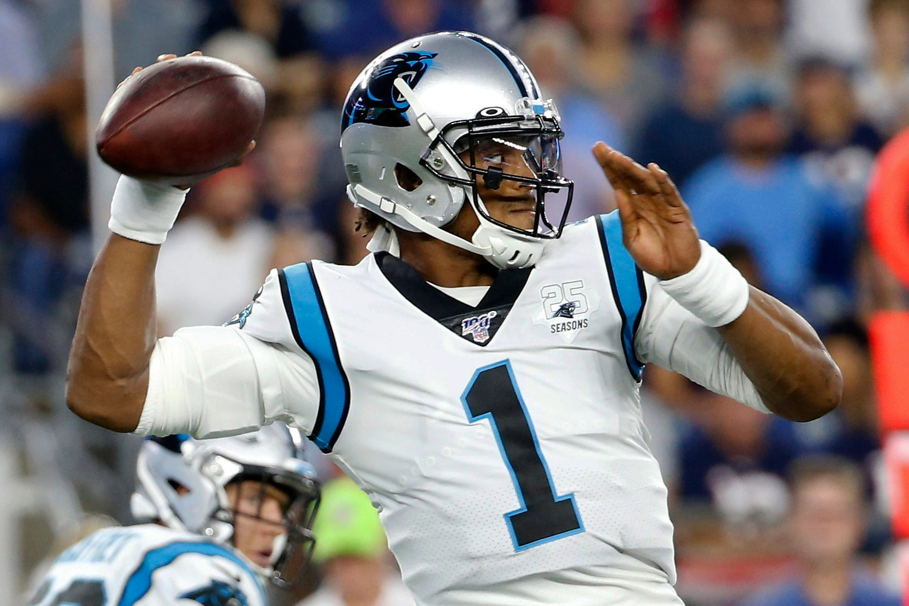 Cam Newton agrees to one-year deal with New England Patriots, per reports