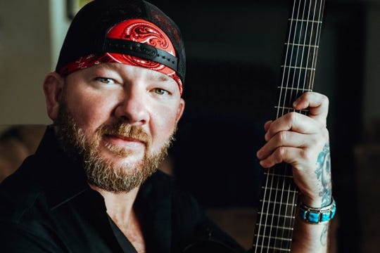 Red dirt singer Stoney LaRue will perform Saturday evening at the Abilene Freedom Festival at the Taylor County Expo Center.