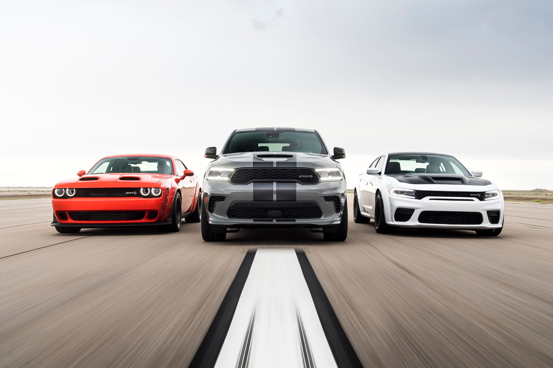 Durango Hellcat Charger Redeye Lead Leaner 2021 Dodge Lineup
