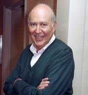 In this Oct. 15, 1993 file photo, writer-comedian and film director Carl Reiner appears after an interview in New York.