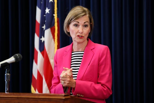 Gov. Kim Reynolds signed into law a bill that requires women to wait 24 hours before getting an abortion, trying again to institute a restriction similar to one struck down two years ago by the Iowa Supreme Court.