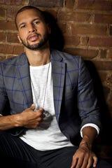 """Detroit native Sydney James Harcourt is part of the original cast of """"Hamilton."""""""