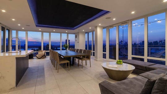 The NoMo Panoramic Penthouse Residence offers you the highest view in the neighborhood.