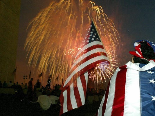 Terra State Community College, in conjunction with the City of Fremont, is hosting a fireworks show on the campus July 4. This is the first time the college has hosted a fireworks show.
