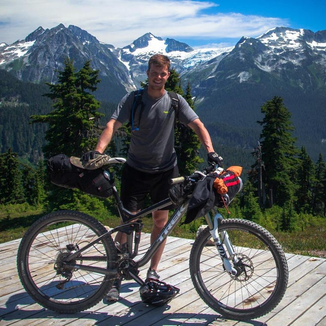 Bunker, 28, was into mountain biking, skiing, trail running and mountaineering. The former Delavan man did outdoor photography, too.