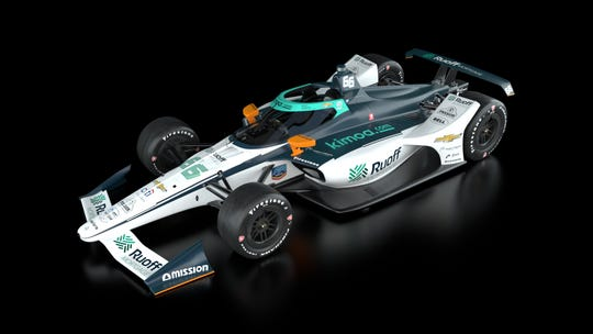 Arrow McLaren SP released the No. 66 livery for Fernando Alonso's return to the 2020 Indy 500.