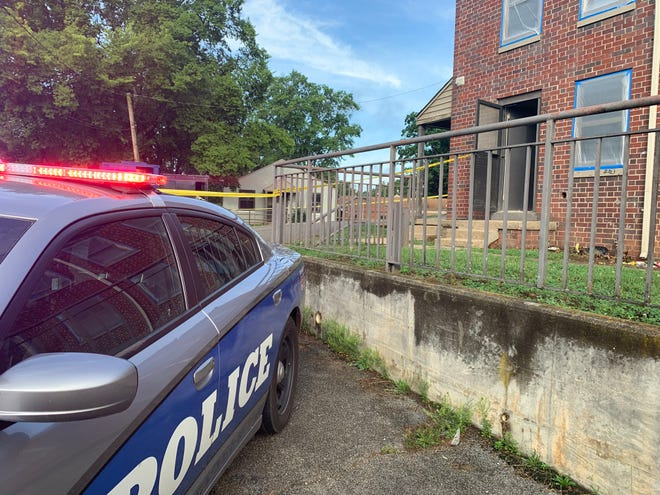 Knoxville police are investigating the fatal shooting of a woman found dead in the Western Heights community early Tuesday, June 30, 2020.