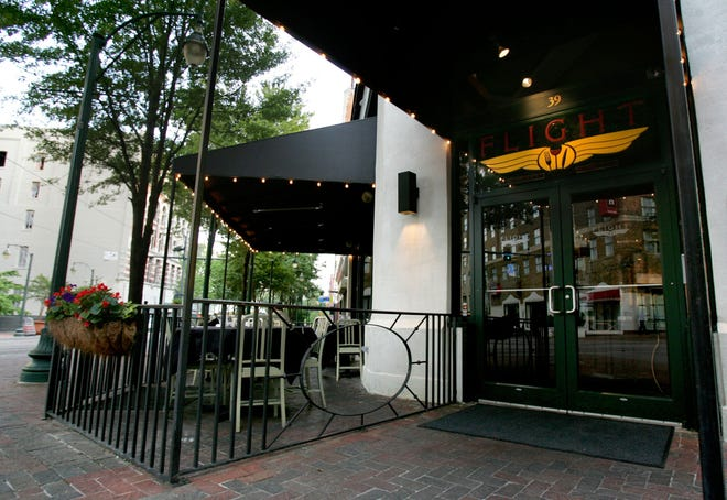 Flight Restaurant & Wine Bar opened in Downtown Memphis in 2009.