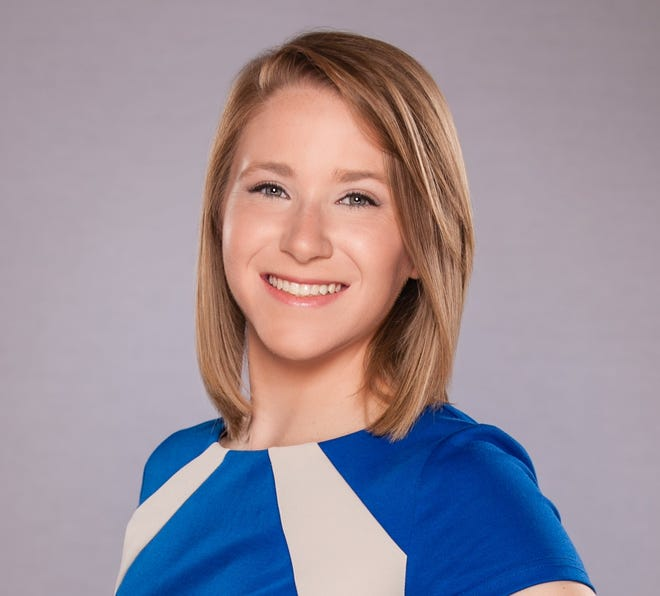 Molly Bernard joins WISN-TV (Channel 12) as weekend meteorologist starting July 18, 2020.