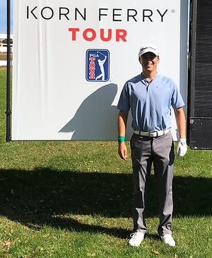 Canton's Donnie Trosper qualified for this week's Rocket Mortgage Classic.