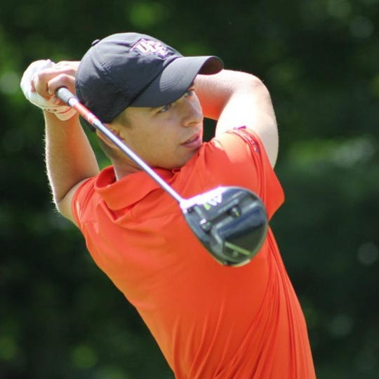 Canton High School graduate Donnie Trosper qualified for this week's Rocket Mortgage Classic in Detroit.