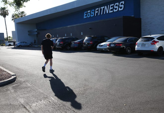 The Arizona Department of Health Services has approved a reopening plan for more than 20 gyms in the Phoenix area operated by EoS Fitness.