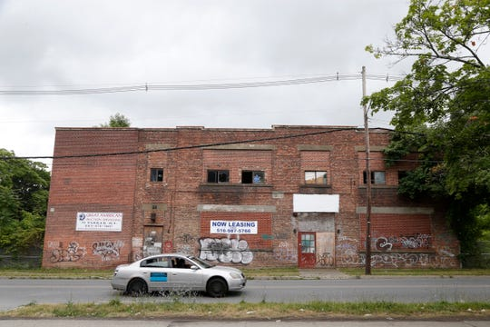 Buildings inside the complex at 58 Parker Avenue in the City of Poughkeepsie on June 30, 2020.