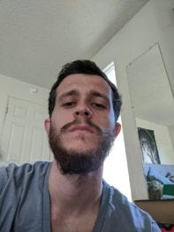 Police provided this photo of Jered Ryan Stefansky, 26, of Redding. He was reported missing June 21, 2020.
