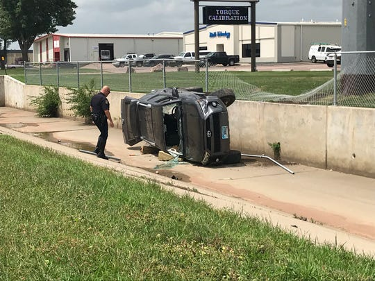 A crash that occurred on June 30, 2020 in Sioux Falls.