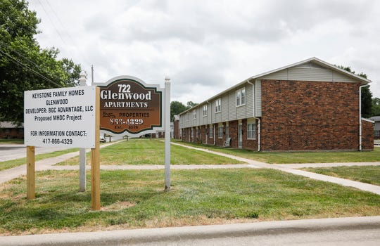 The Springfield Housing Authority and partners will be rehabbing 297 units, including the Glenwood Apartments, and giving tenants housing vouchers.