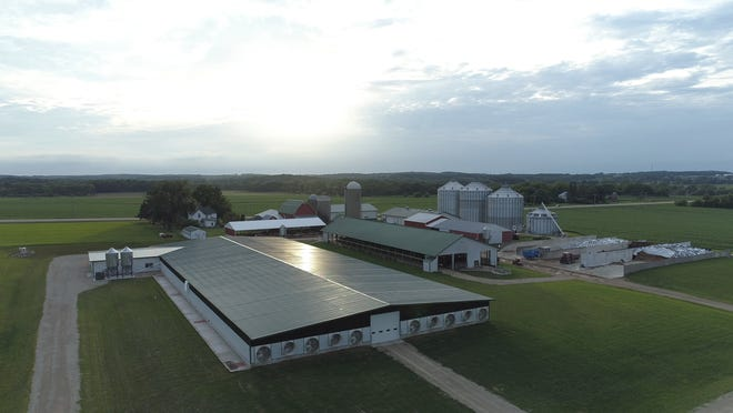 The breakfast hosts lined up for this year, Hinchley's Dairy Farm: the Hinchley family, will host next year's event, scheduled for Saturday, June 12, 2021.