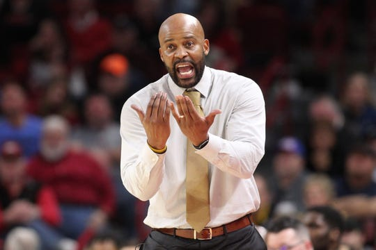 Missouri's Cuonzo Martin is one of eight Black head coaches in men's basketball among Power Five programs.