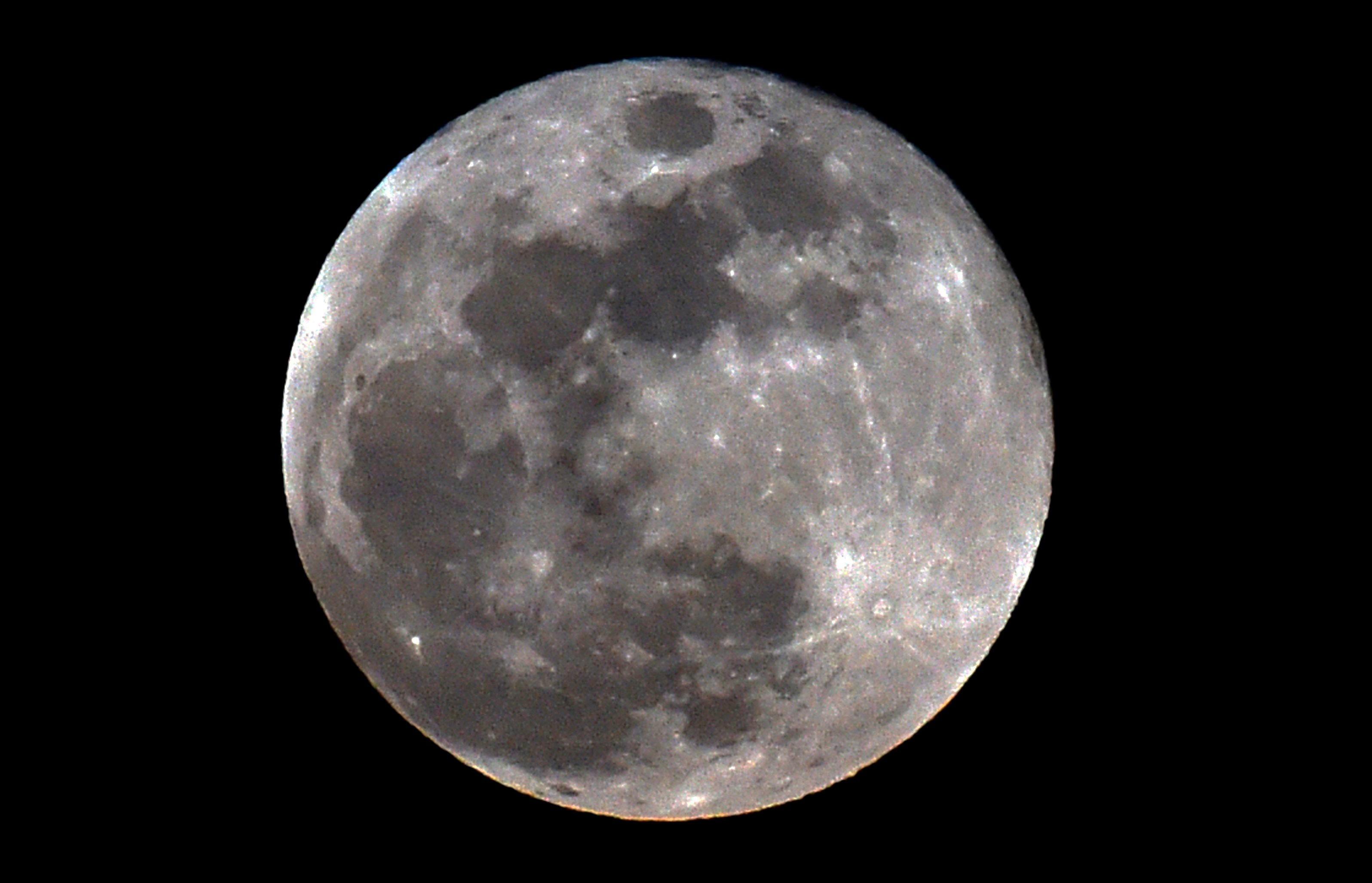 A  penumbral  lunar eclipse is coming this weekend. What does this mean?
