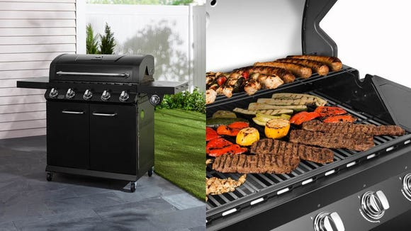 To grill those steaks and burgers to perfection, you'll need a dependable grill.