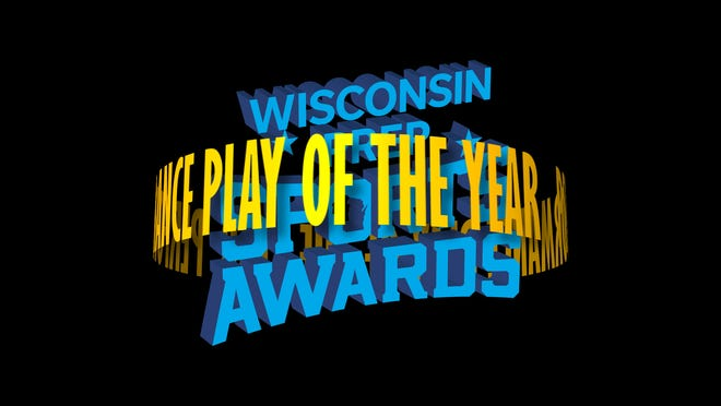 Cast your vote for our Play of the Year award, which will be presented during the upcoming Wisconsin Prep Sports Awards show. The virtual-only event will be shown July 10 at 7 p.m. on our 10 USA TODAY NETWORK-Wisconsin websites and Facebook pages and on YouTube. The show will be made available to viewers on mobile, desktop and tablet devices.