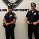 Camden County Police officers (left to right) Danielle Colon, Jonathan Figueroa and Sgt. Nicholas Rao.