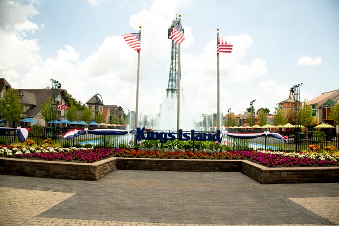 Kings Island opened on Wednesday, July 1, 2020 for Orion Media Day in Mason, Ohio.