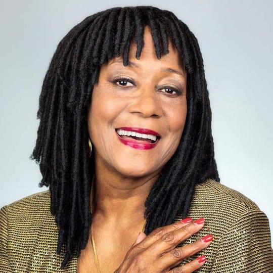 Detroit jazz song stylist Naima Shamborguer, a 2020 Kresge Artist Fellow.