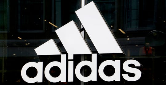 The head of global human resources at sports apparel and shoe company Adidas resigned Tuesday, June 30, 2020 following criticism from employees of what they see as the company's failure to diversify its workforce.