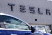 Shares of Tesla, which have more than doubled since the start of the year, climbed as much as 3.5% in intraday trading Wednesday, giving it a market capitalization of $207.2 billion, surpassing Toyota's $201.9 billion.