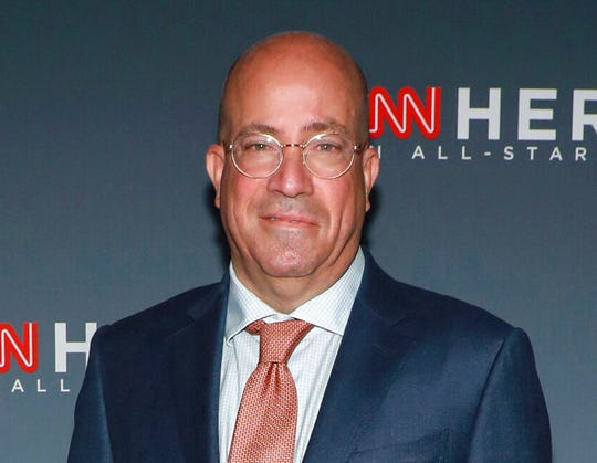 In this Dec. 8, 2019 file photo, CNN chief executive Jeff Zucker attends the 13th annual CNN Heroes: An All-Star Tribute in New York. A busy stretch of news with the coronavirus pandemic and racial demonstrations in the United States has led CNN to its best ratings in the network's 40-year history.