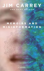 """Memoirs and Misinformation,"" by Jim Carrey (Penguin Random House)"