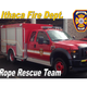 The Rope Rescue Team with the Ithaca Fire Department carried out its fourth rescue in June on Tuesday.