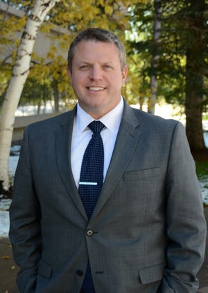 Jason Glass is the superintendent and chief learner for Jeffco Public Schools in the metro Denver area.