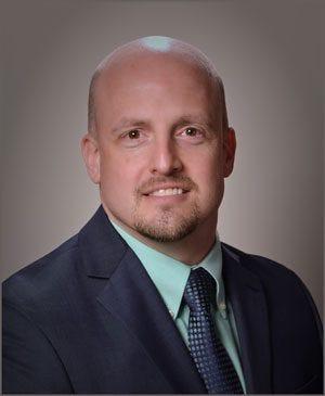 Richland County Engineer Adam Gove