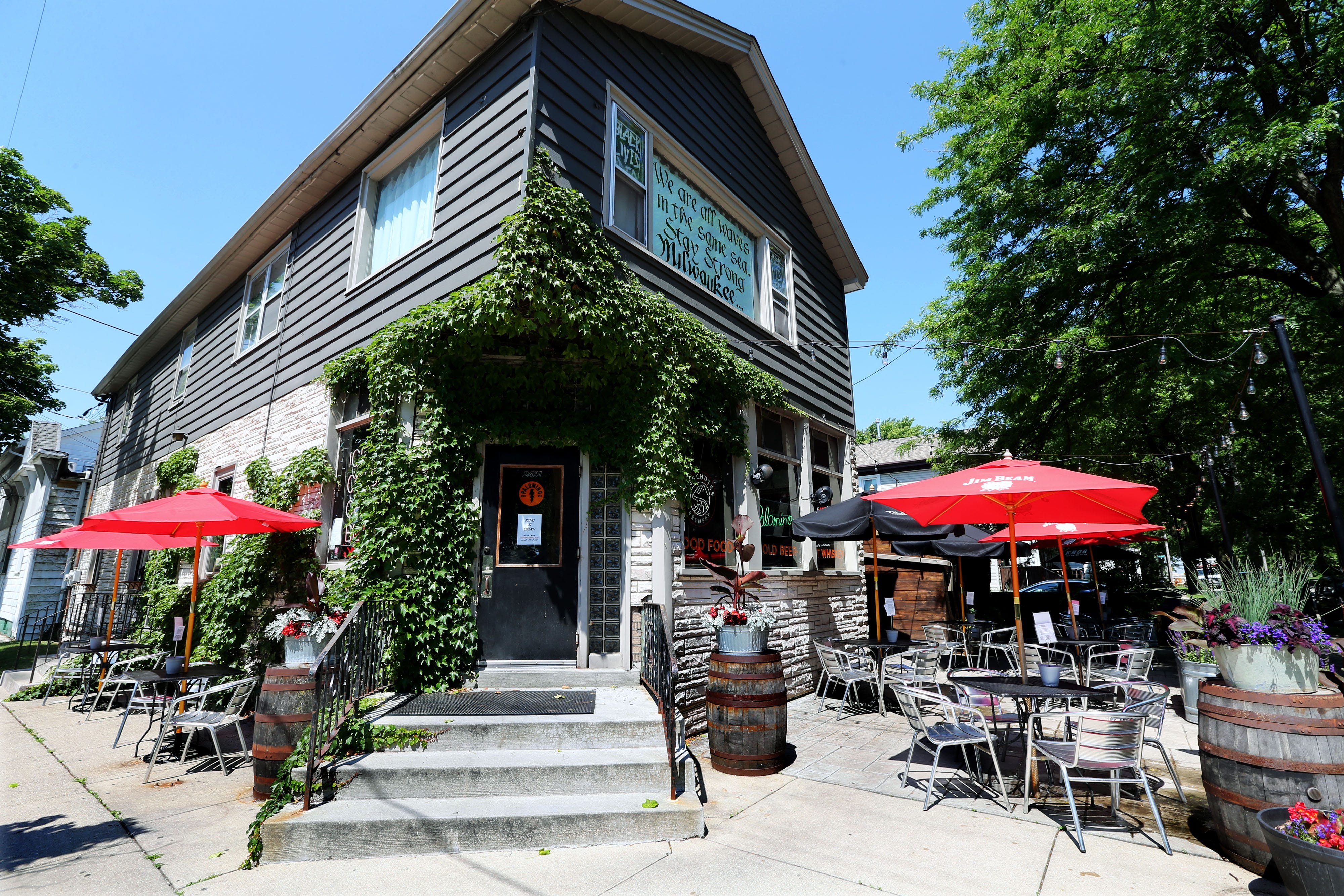 Milwaukee Restaurant Patios In Downtown Bay View East Side And More