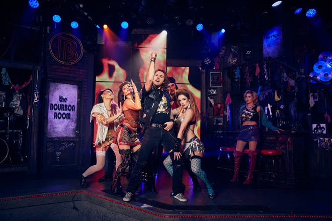 The cast of 'Rock of Ages'