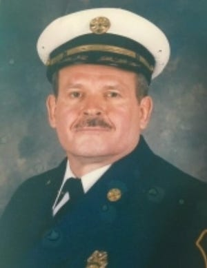 Plymouth Township Fire Chief Larry Groth Sr.