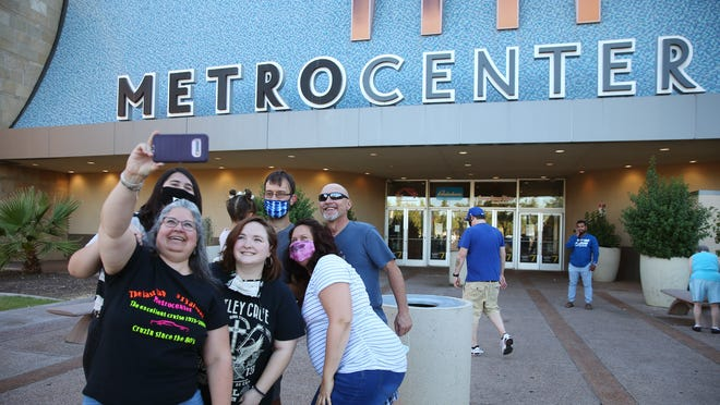 Phoenix Metrocenter Mall Closing June 30 With One Last Cruise In