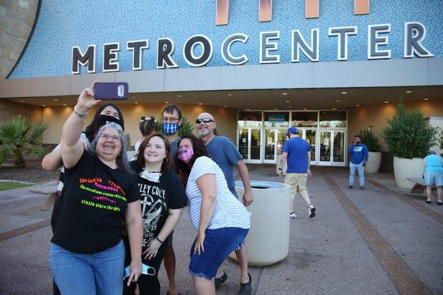 Metrocenter Mall In Phoenix Closes