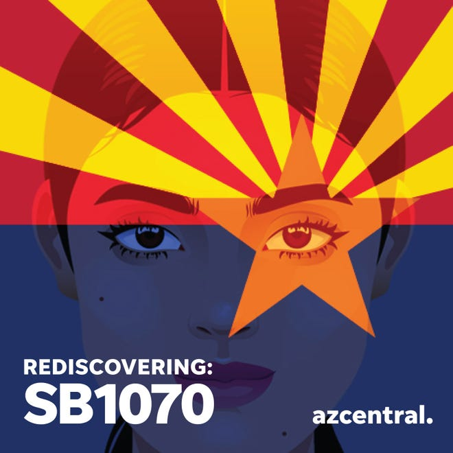 """""""Rediscovering SB1070"""" podcast series"""