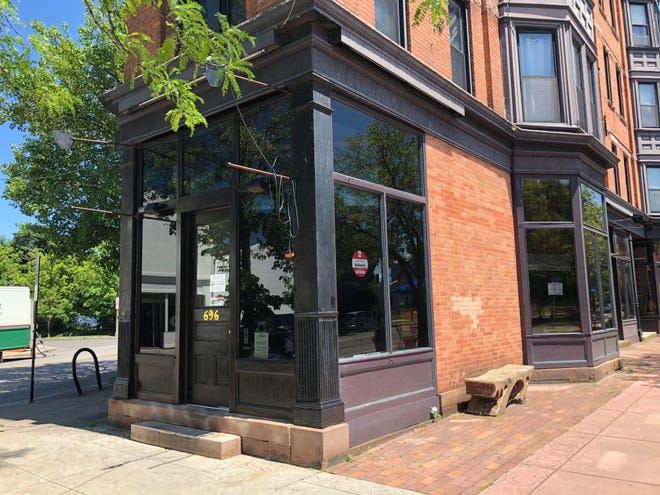 Starry Nites has closed. A sign in the window says something new is coming this summer.