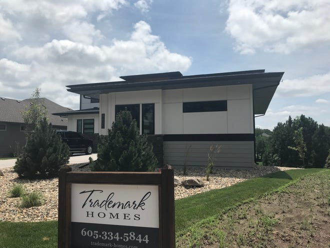 The home at 8605 E. Torchwood Place sold for $773,000, topping Sioux Falls metro area home sales for the week of May 18.