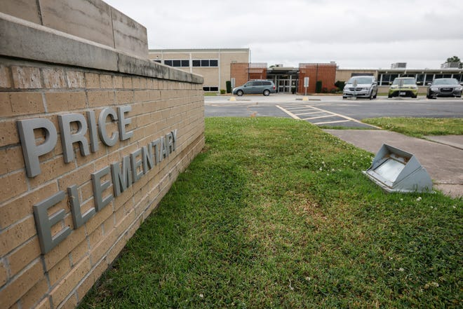 Price Elementary School in Republic is named after Confederate General Sterling Price.