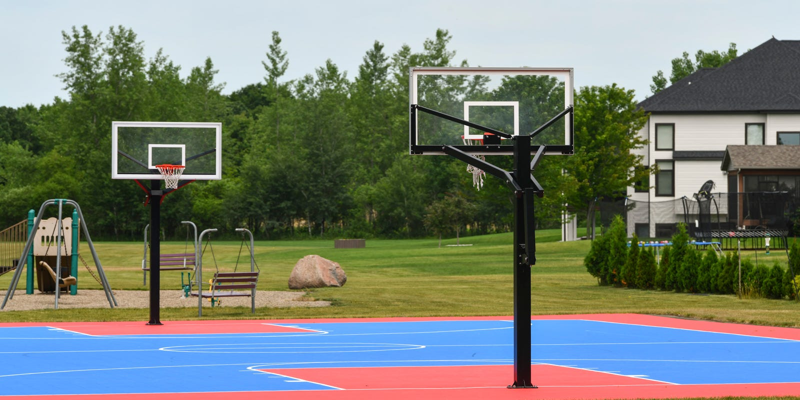 Basketball Court Spurs Debate Over Parks Race And Noise In Sartell