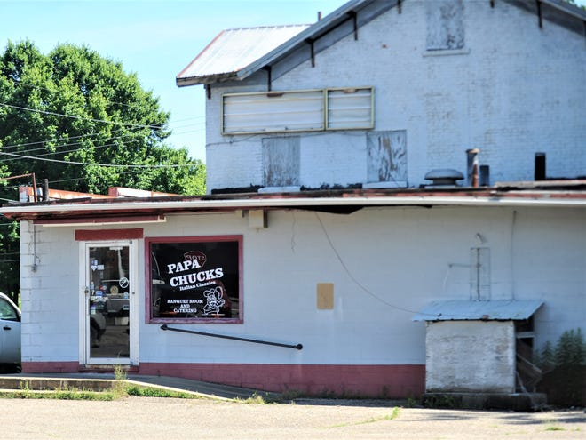 Papa Chuck's, located at 375 Muskingum Ave., has been closed for several years. The building is located in the historic Putnam District, and the owners, Marco Partners LP, was given a demolition notice on June 8.